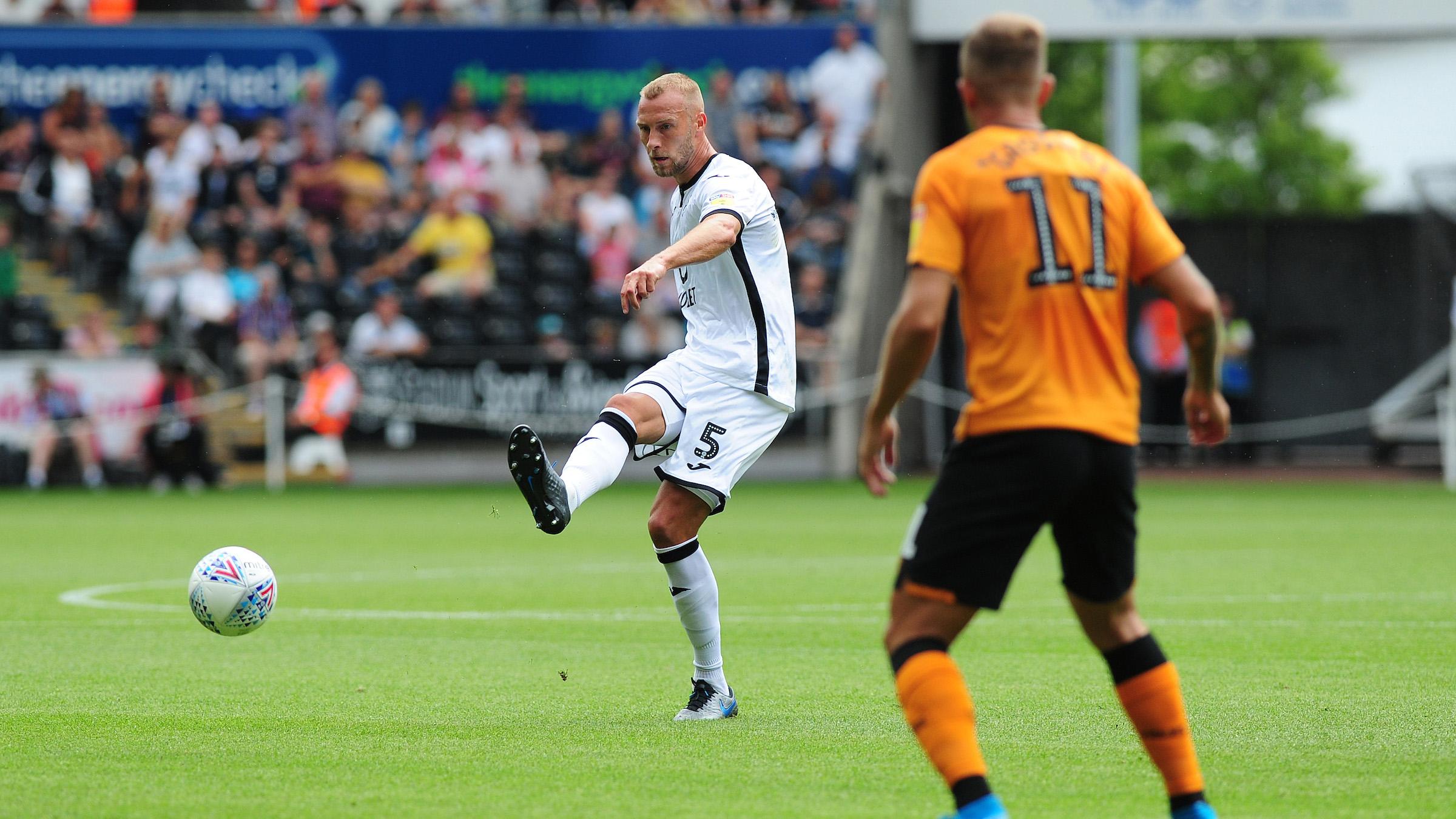 Swansea City v Hull City