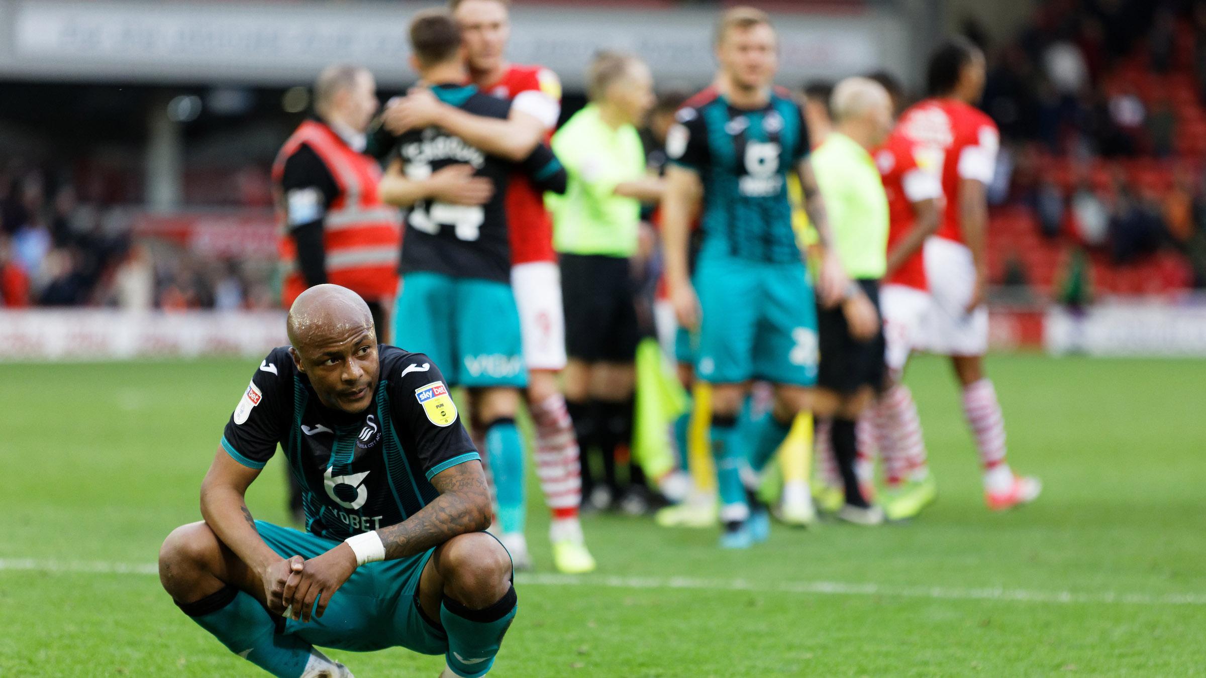 Barnsley v Swansea City