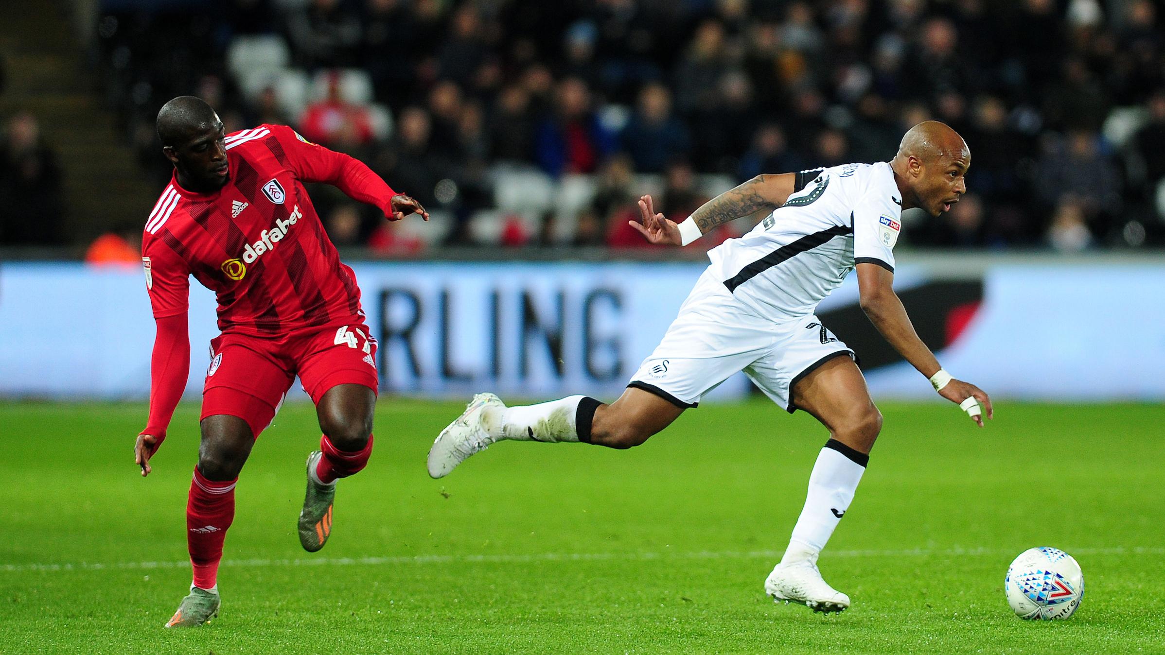 Fulham Andre Ayew