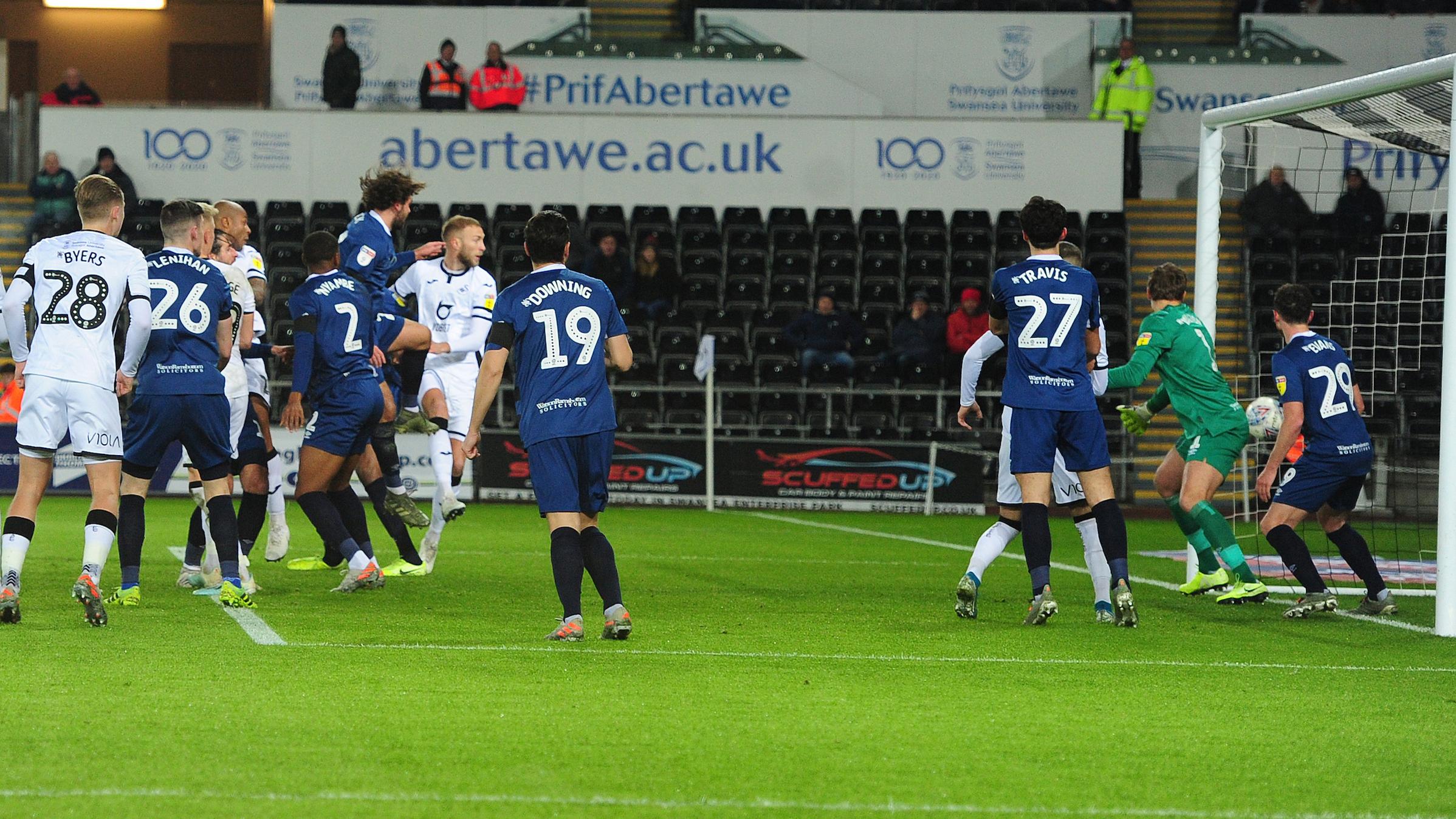 Blackburn Andre Ayew goal
