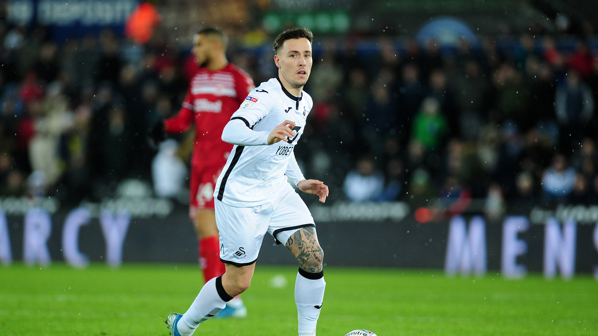 Middlesbrough Barrie McKay