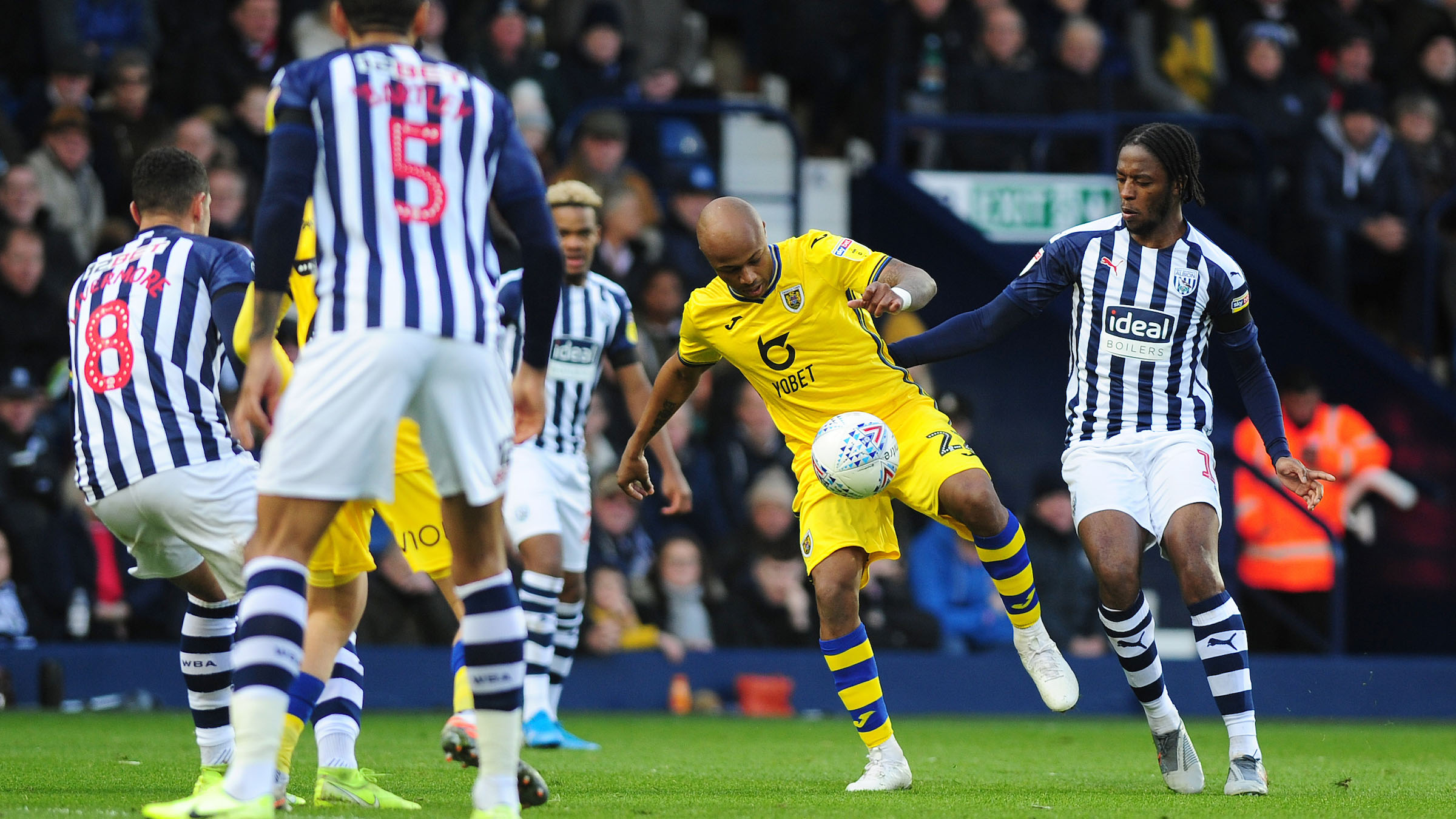 Swansea Vs West Brom Results