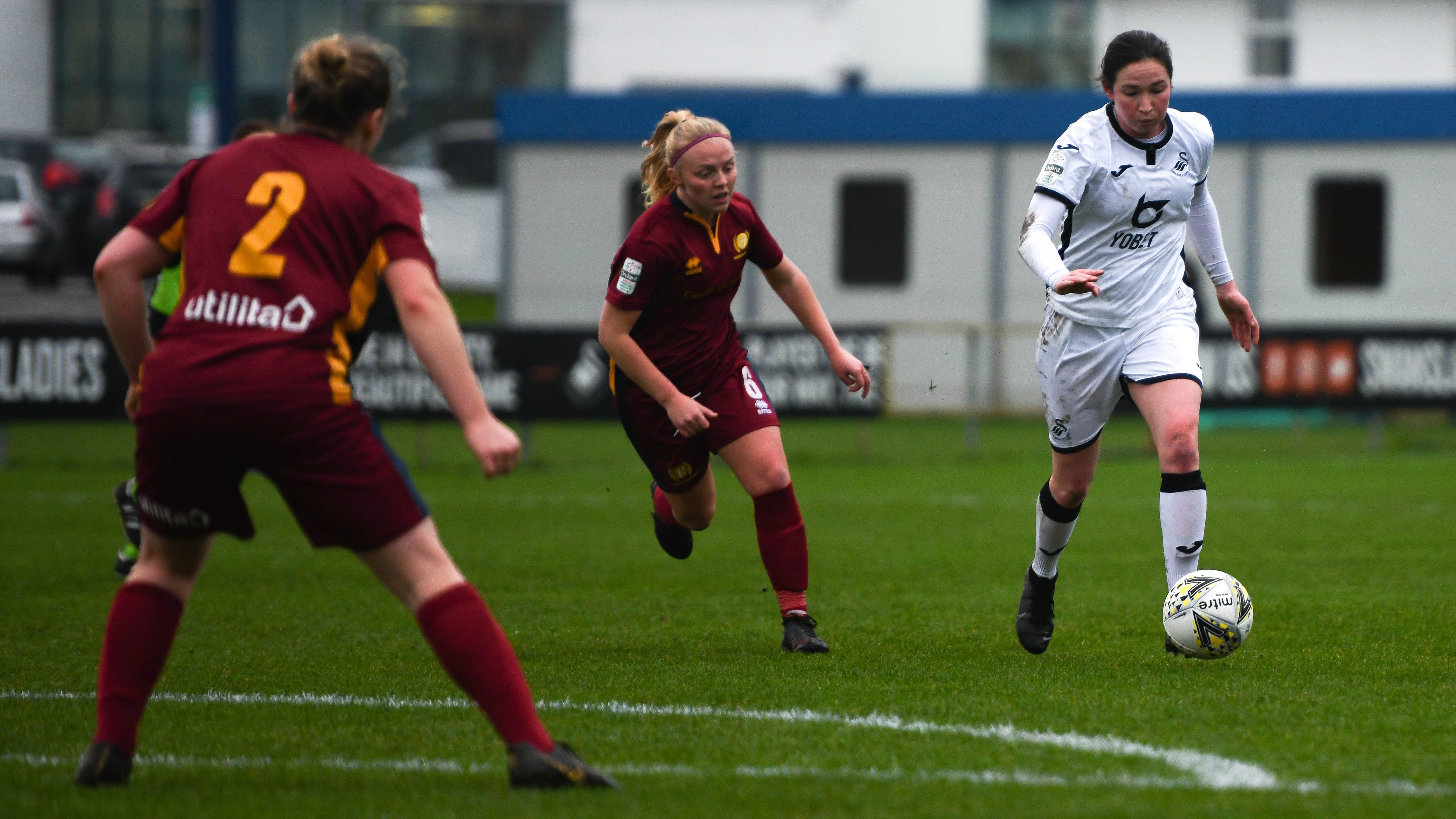 Swans Ladies v Cardiff Met