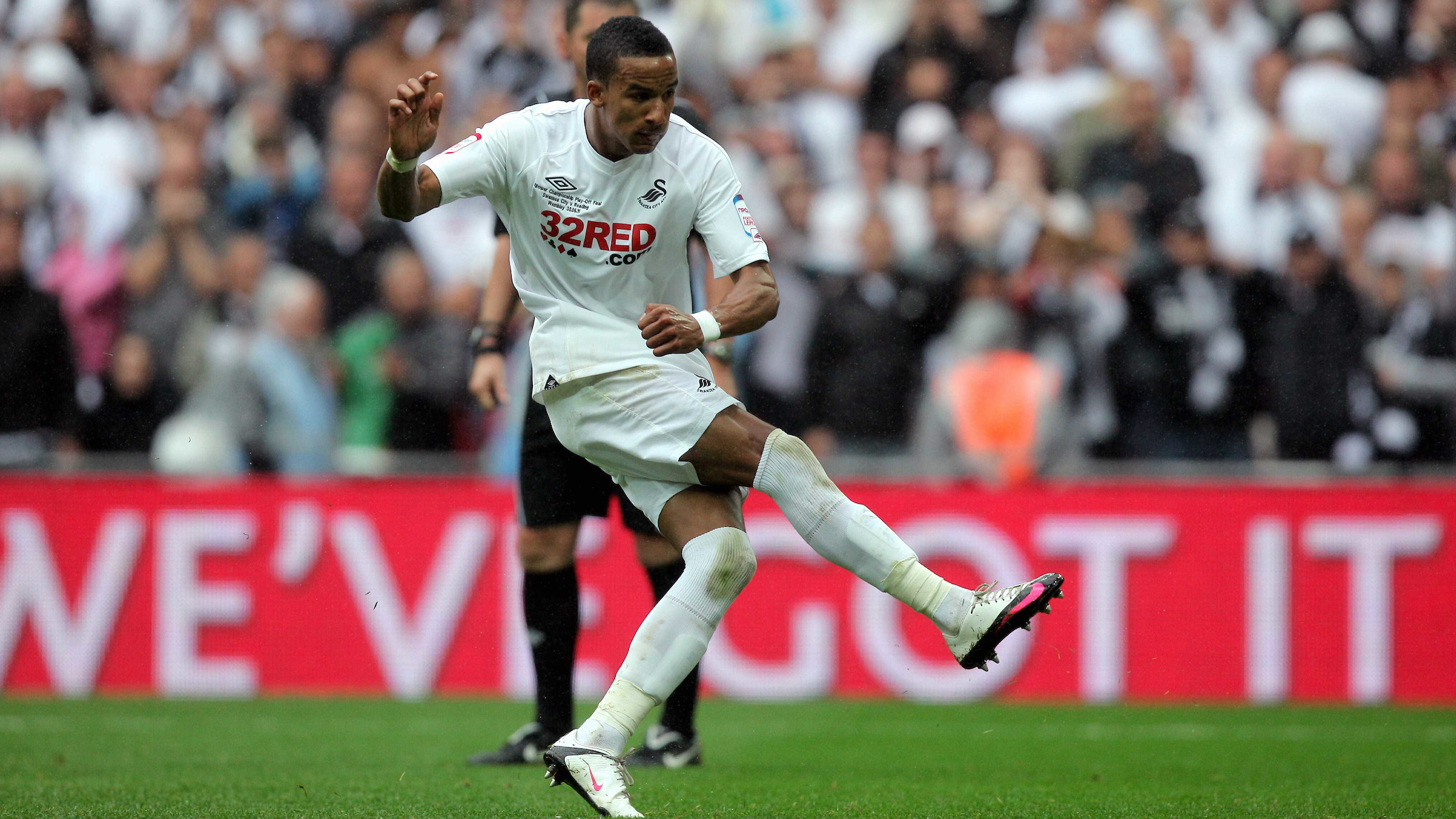 Play-off final Scott Sinclair