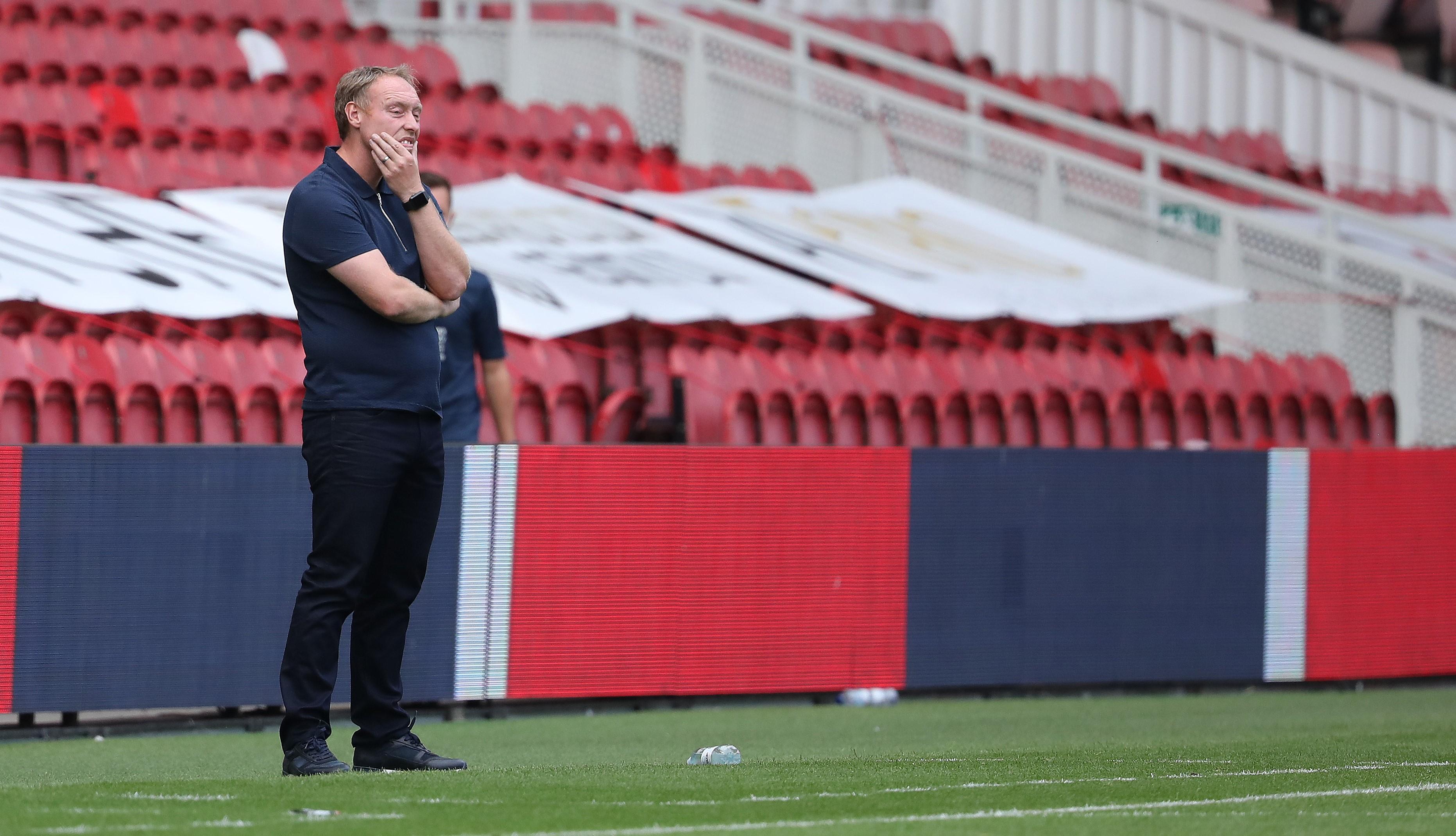 Middlesbrough Steve Cooper