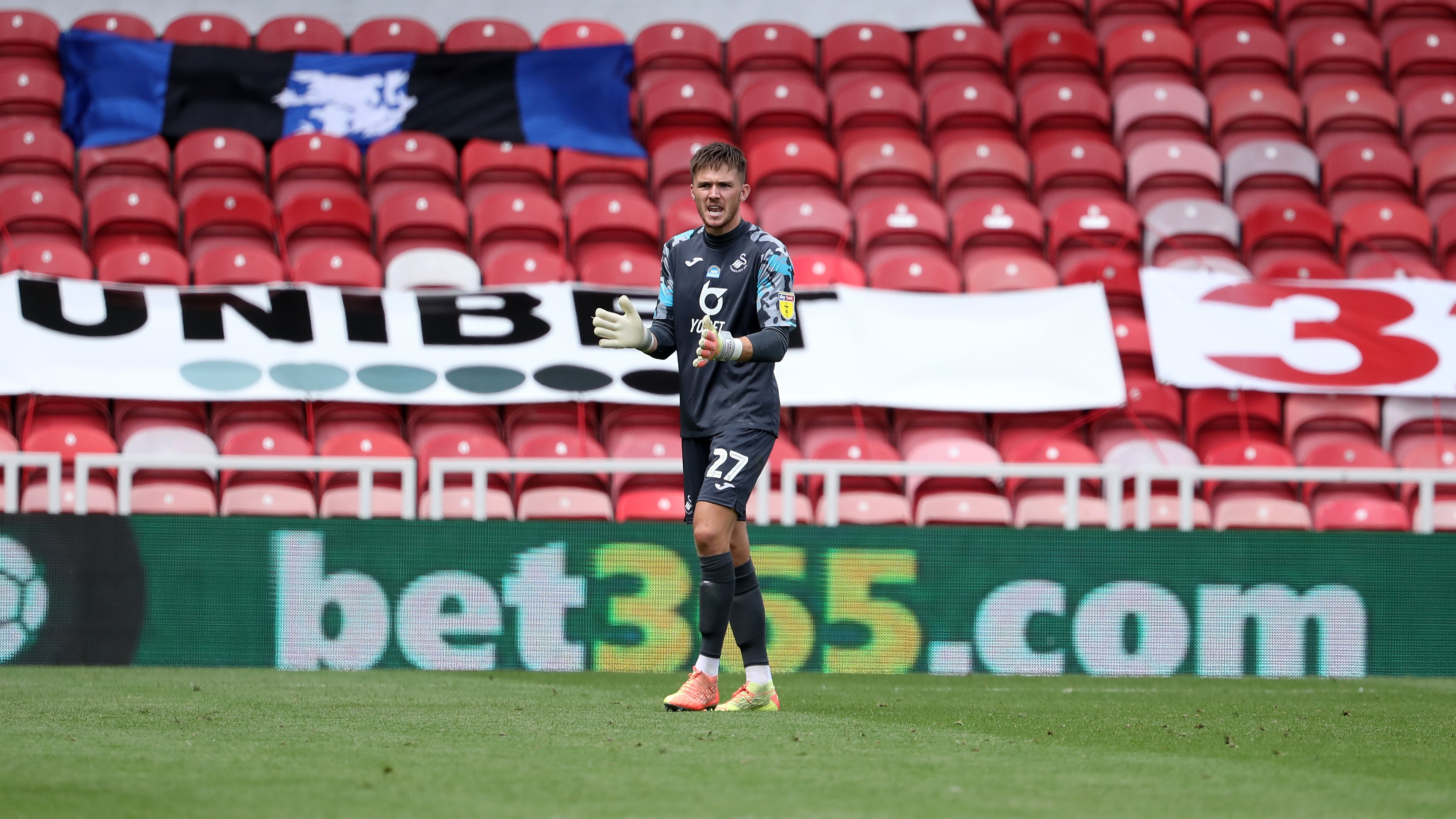 Middlesbrough Freddie Woodman