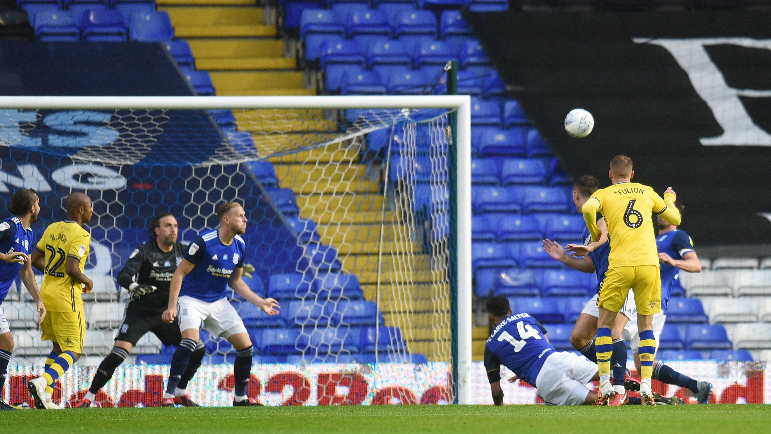 Birmingham City v Swansea City