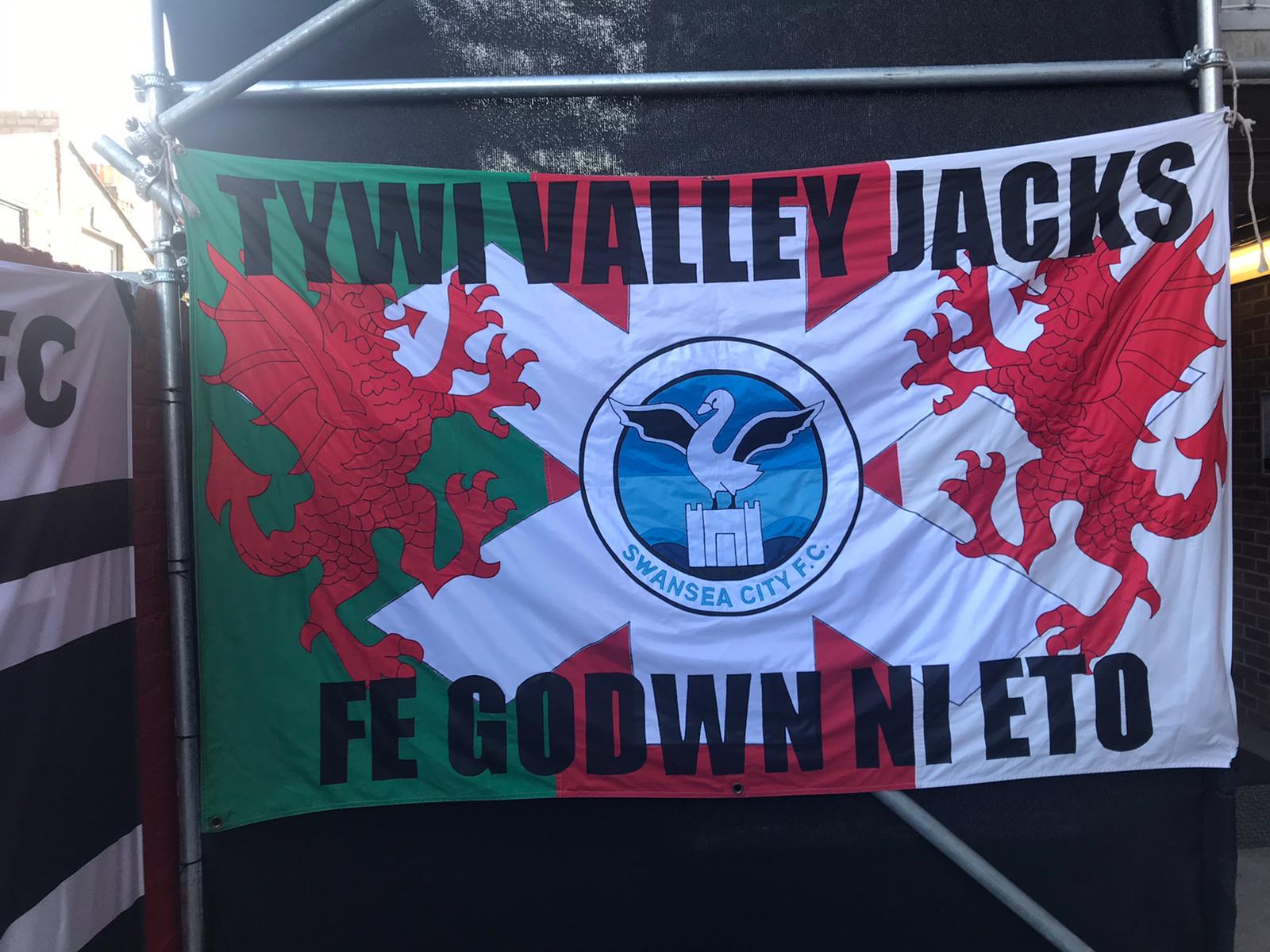 Swansea City flags Brentford (A)