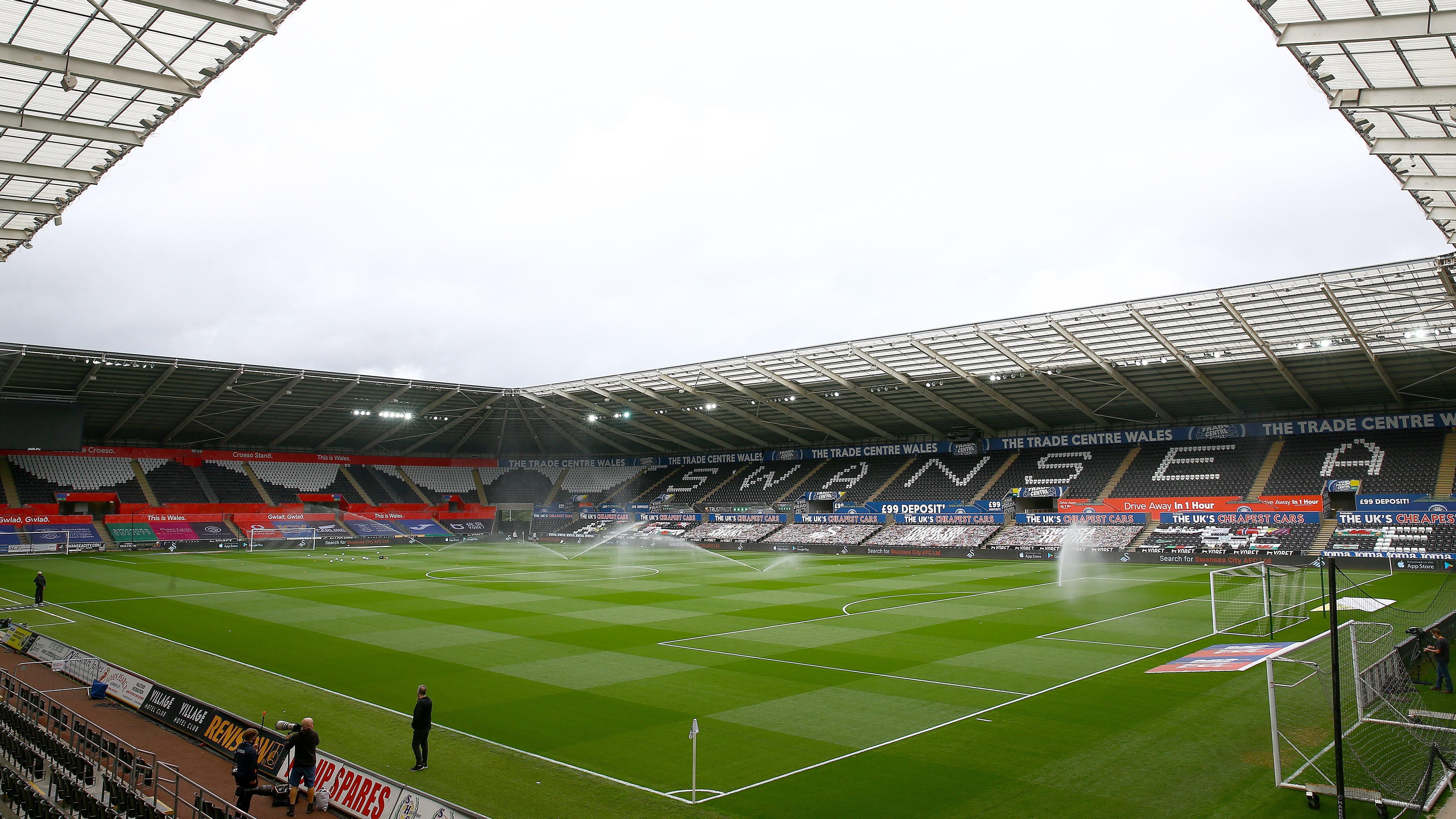 Swansea City v Brentford