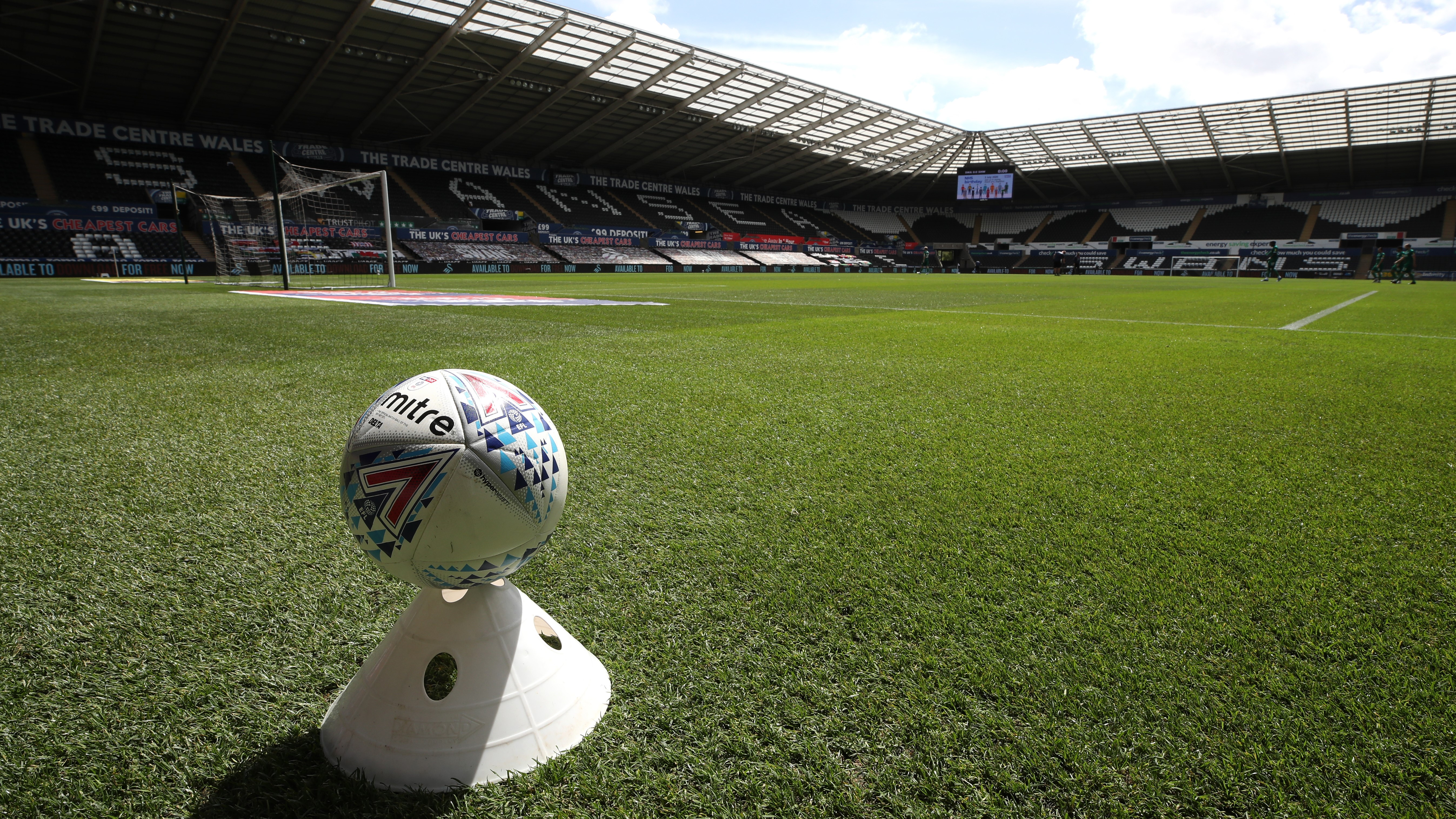 Swansea City v Sheffield Wednesday