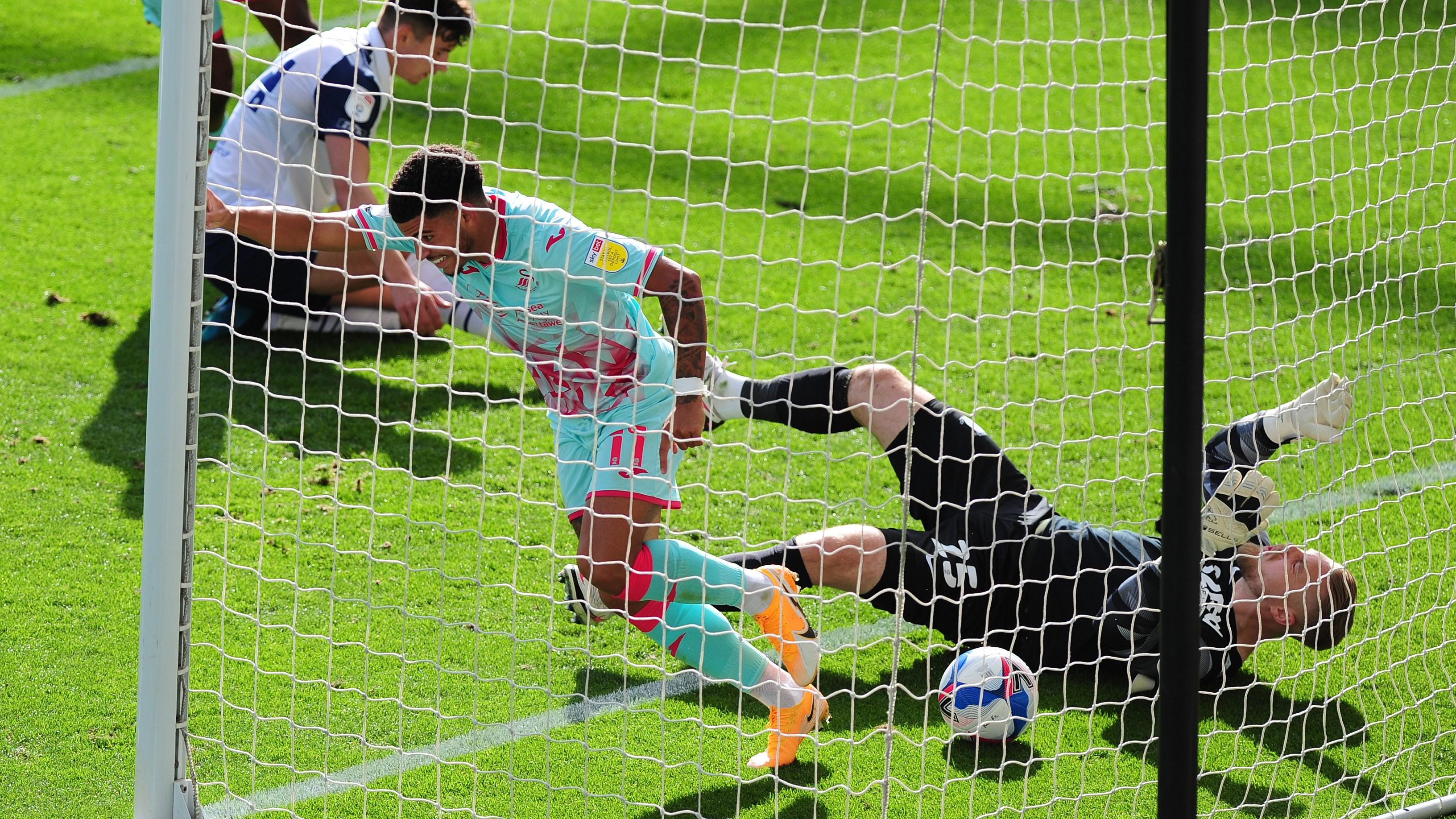 Preston North End v Swansea City