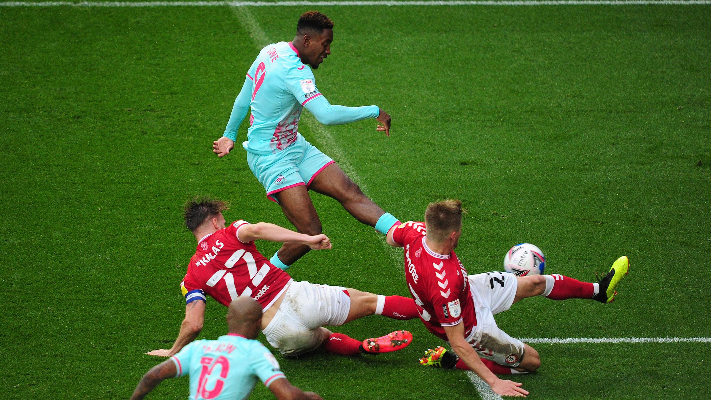 Report | Bristol City 1 Swansea City 1 | Swansea