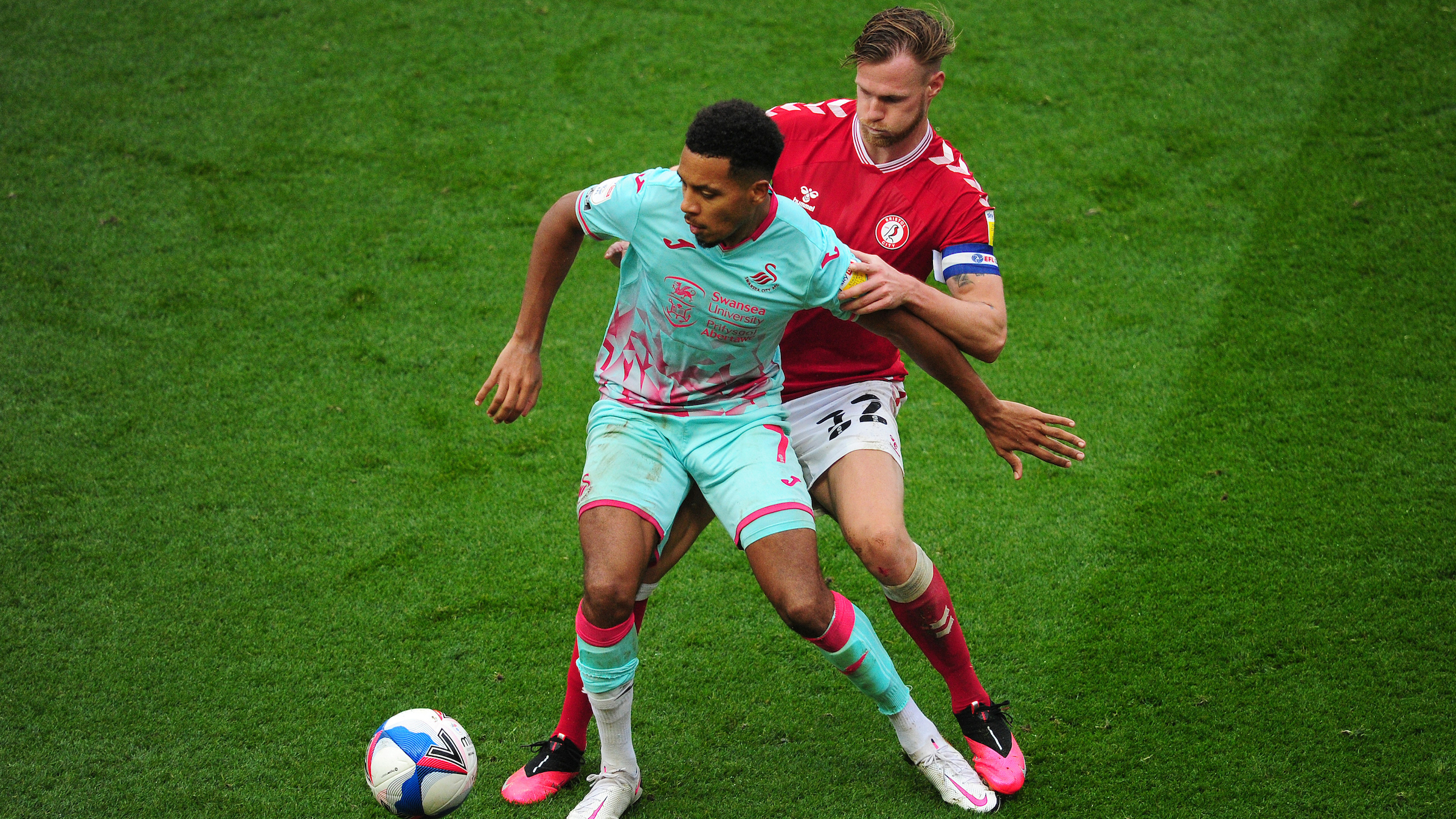 Korey Smith | We want to make the most of home double-header | Swansea