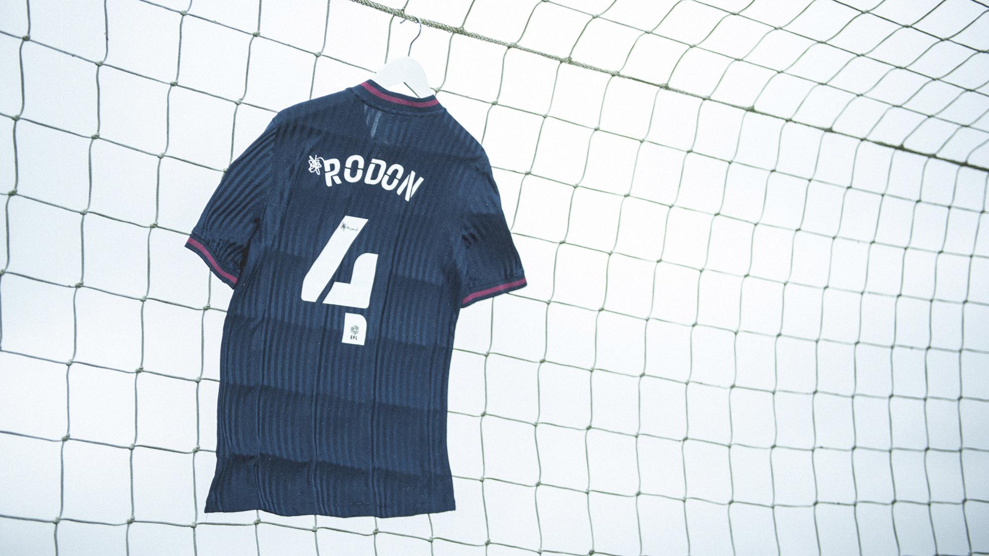 Swansea City third kit