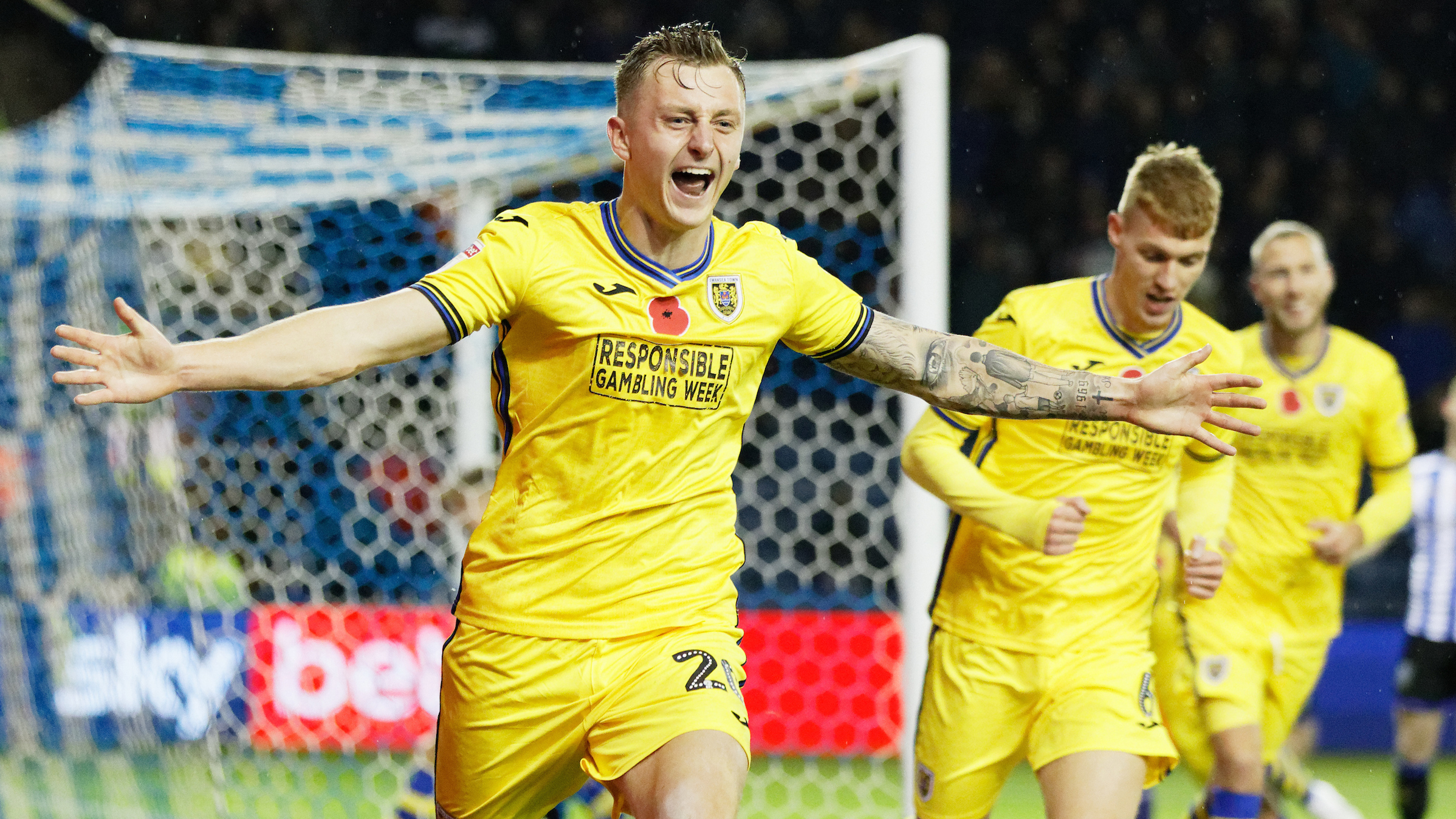 Ben Wilmot Sheffield Wednesday