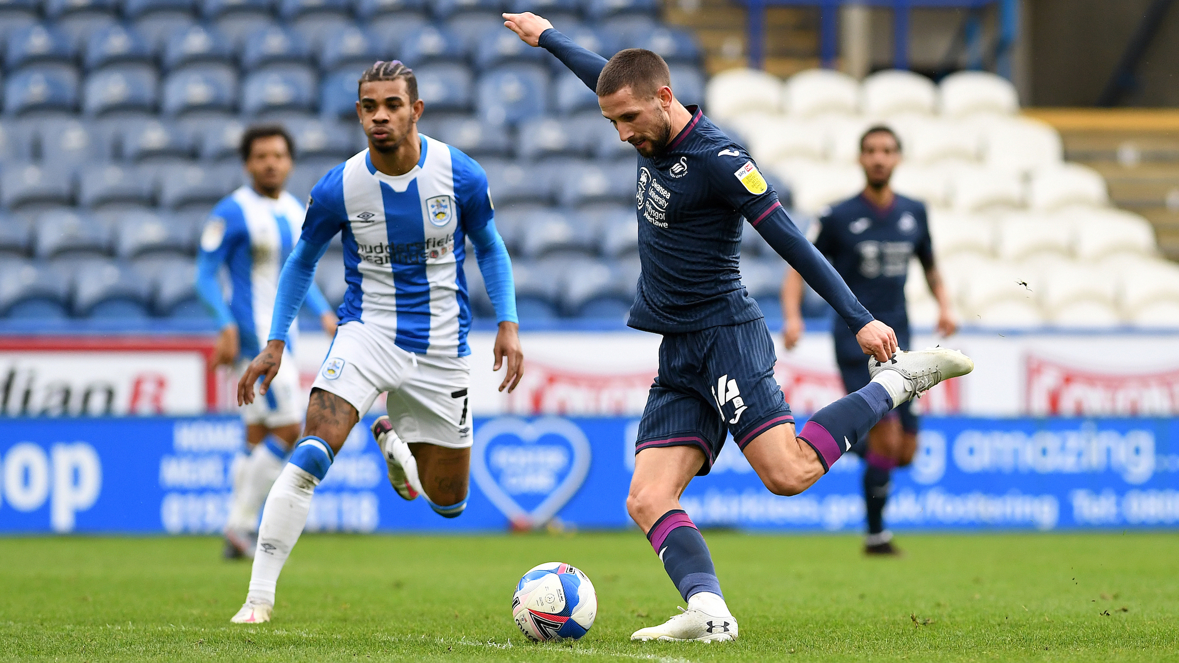 Huddersfield away Conor Hourihane
