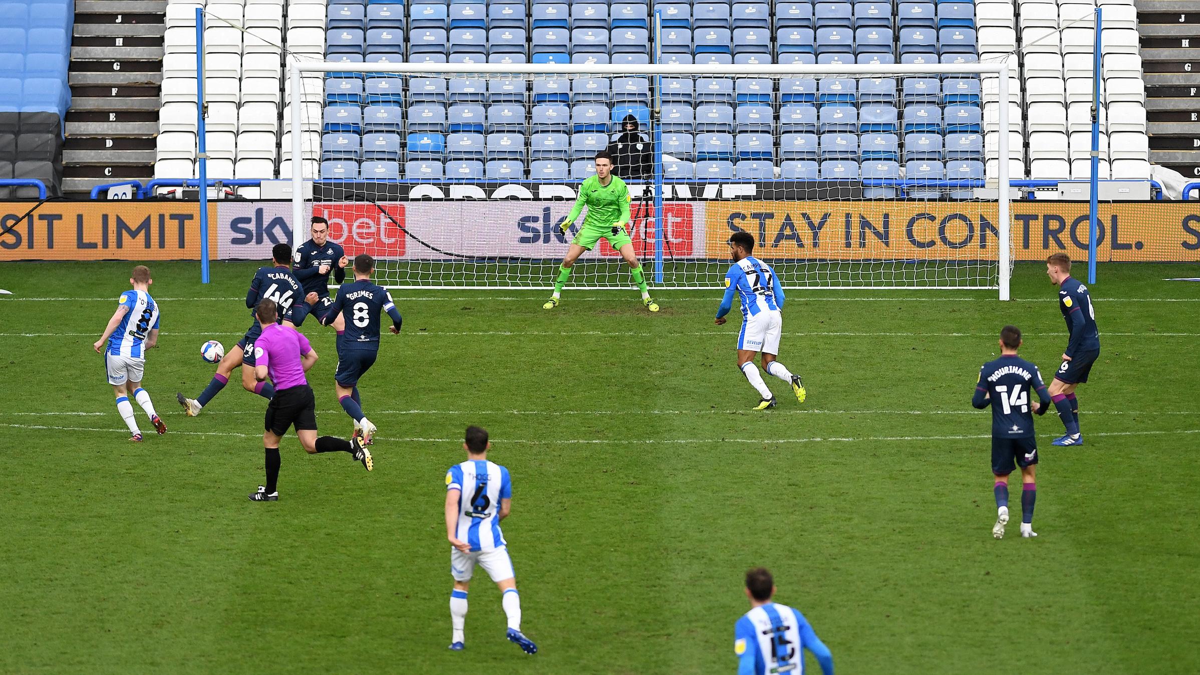 Huddersfield Town v Swansea City
