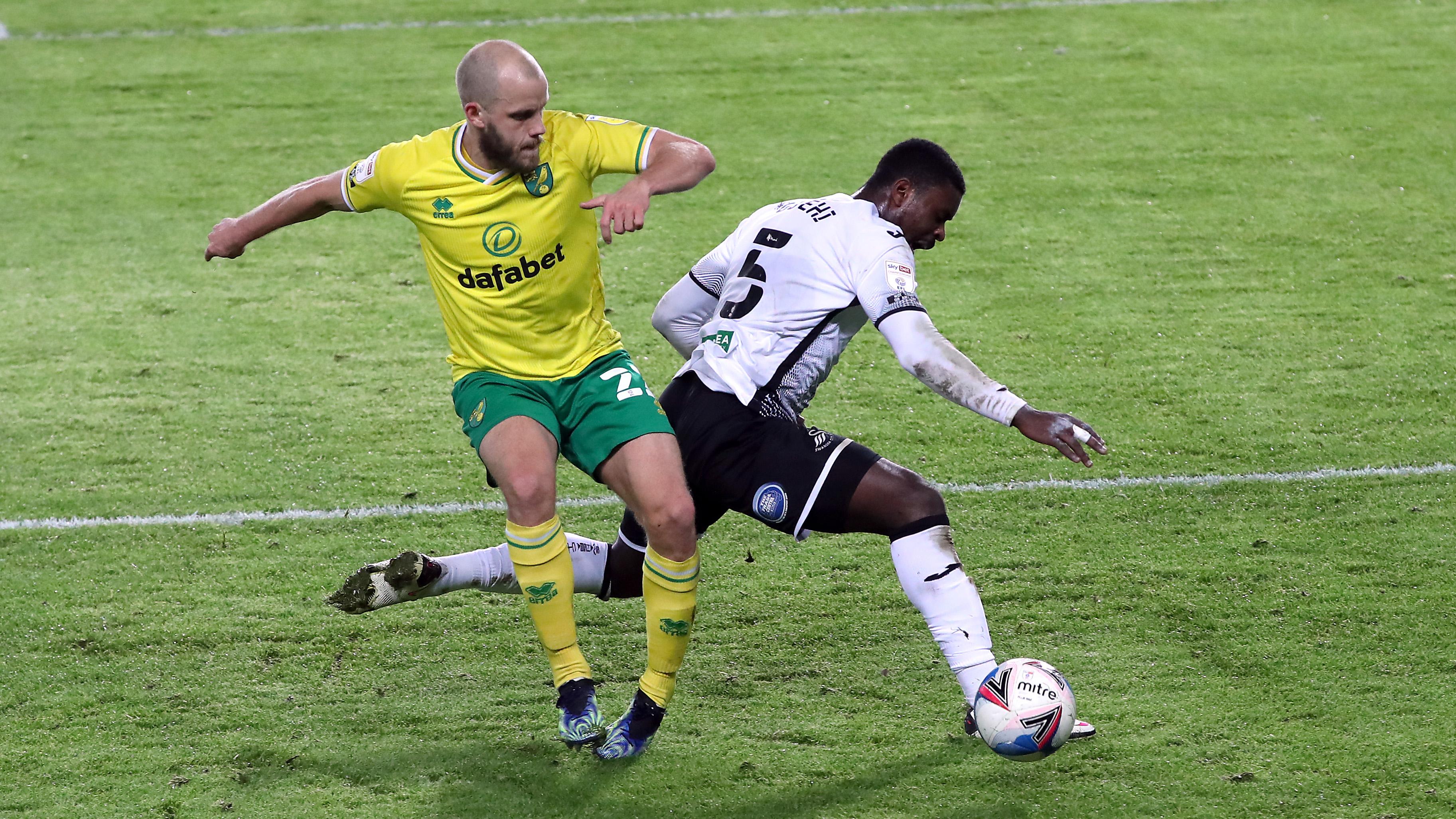 Swansea City v Norwich City