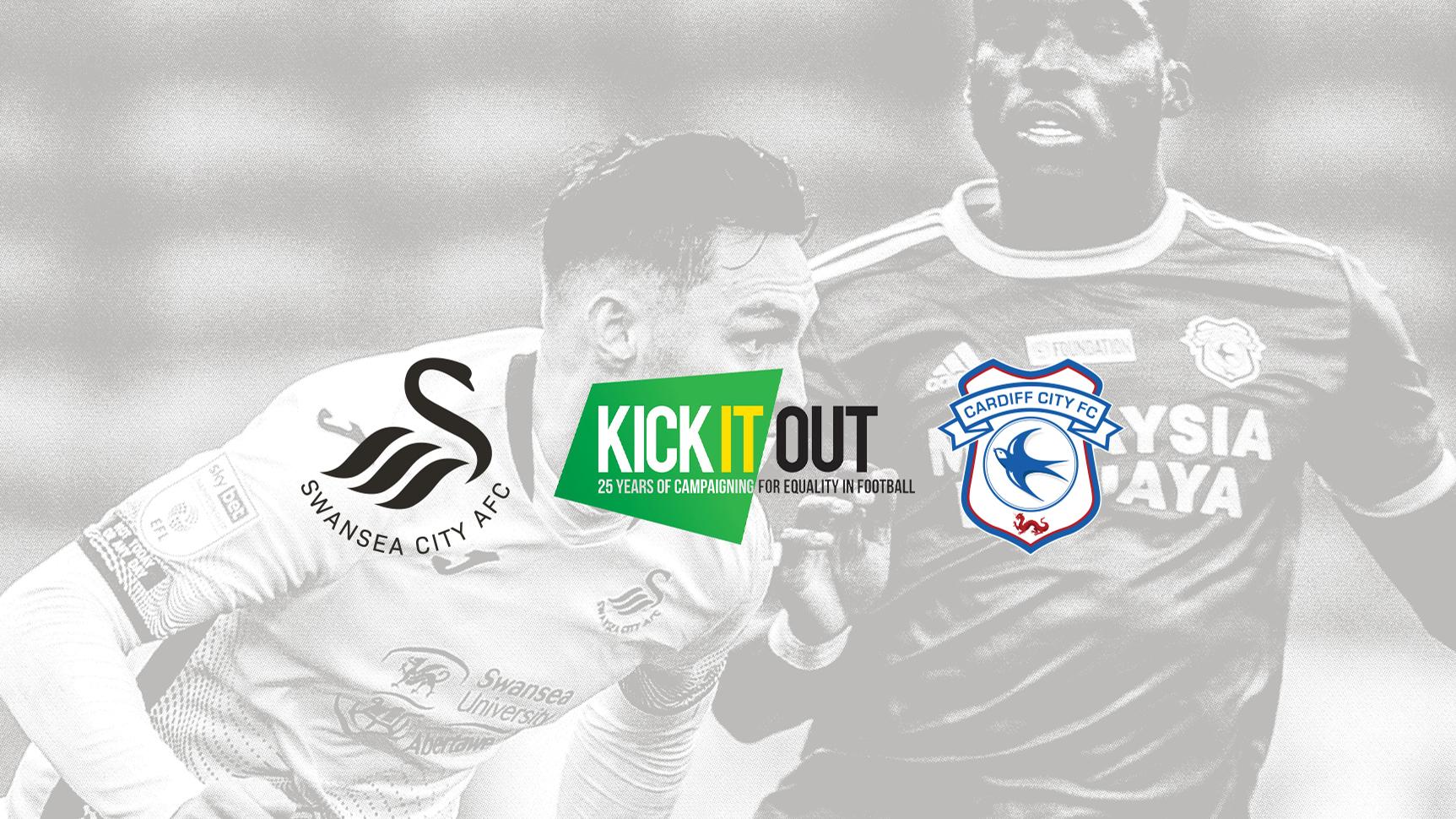 South Wales Derby Kick it Out