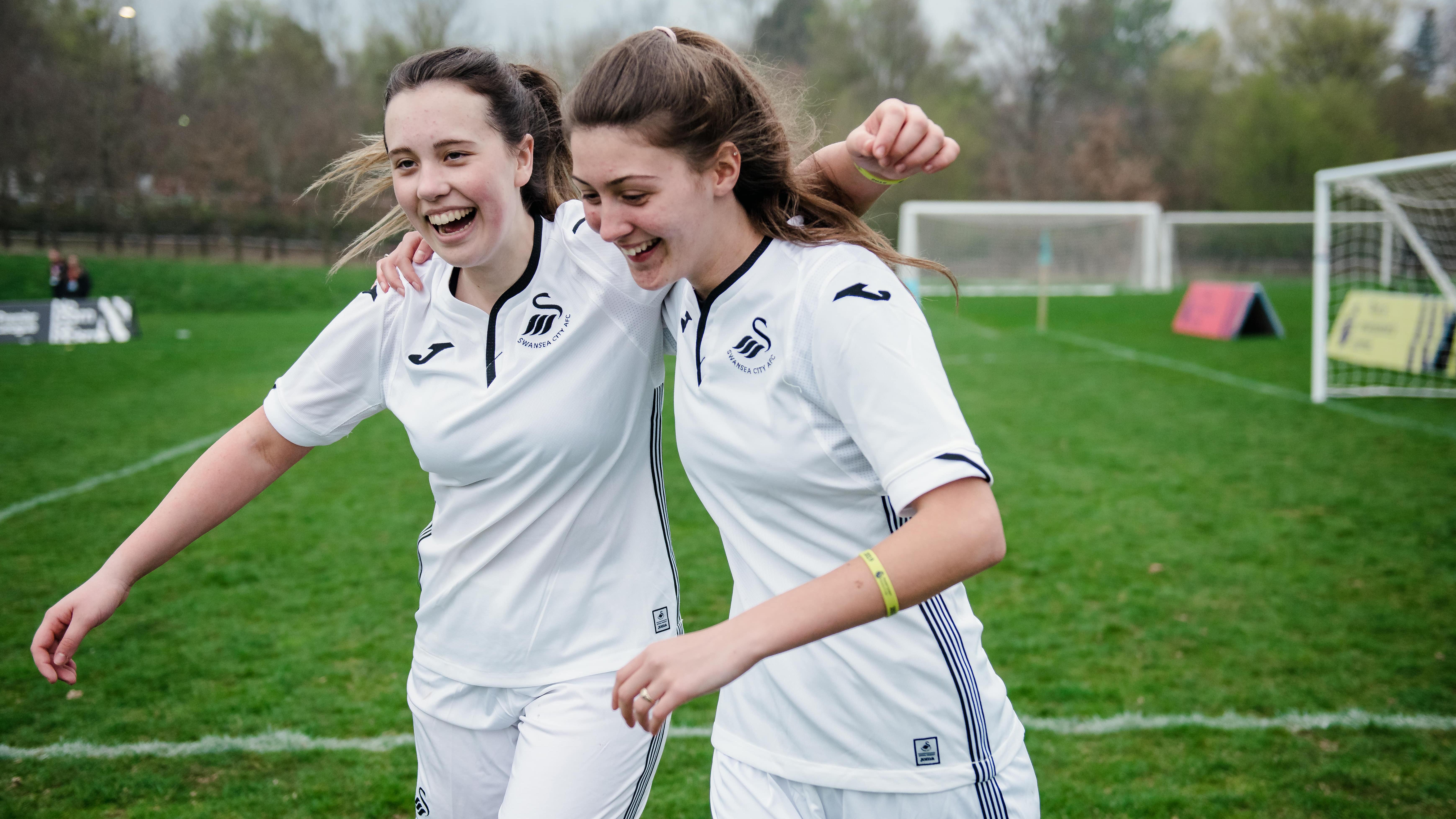 Community Trust Girls Football