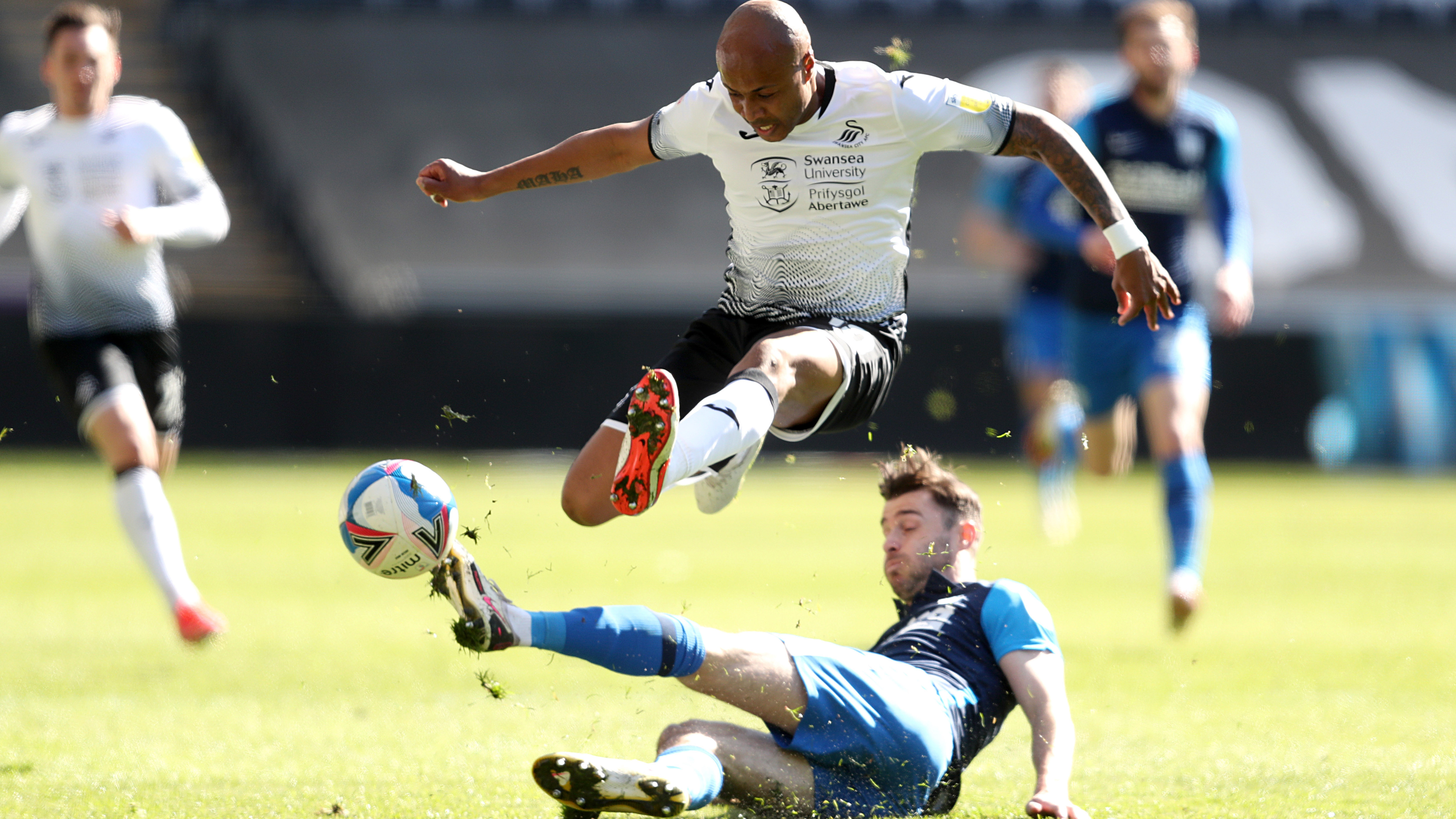 Swansea City v Preston