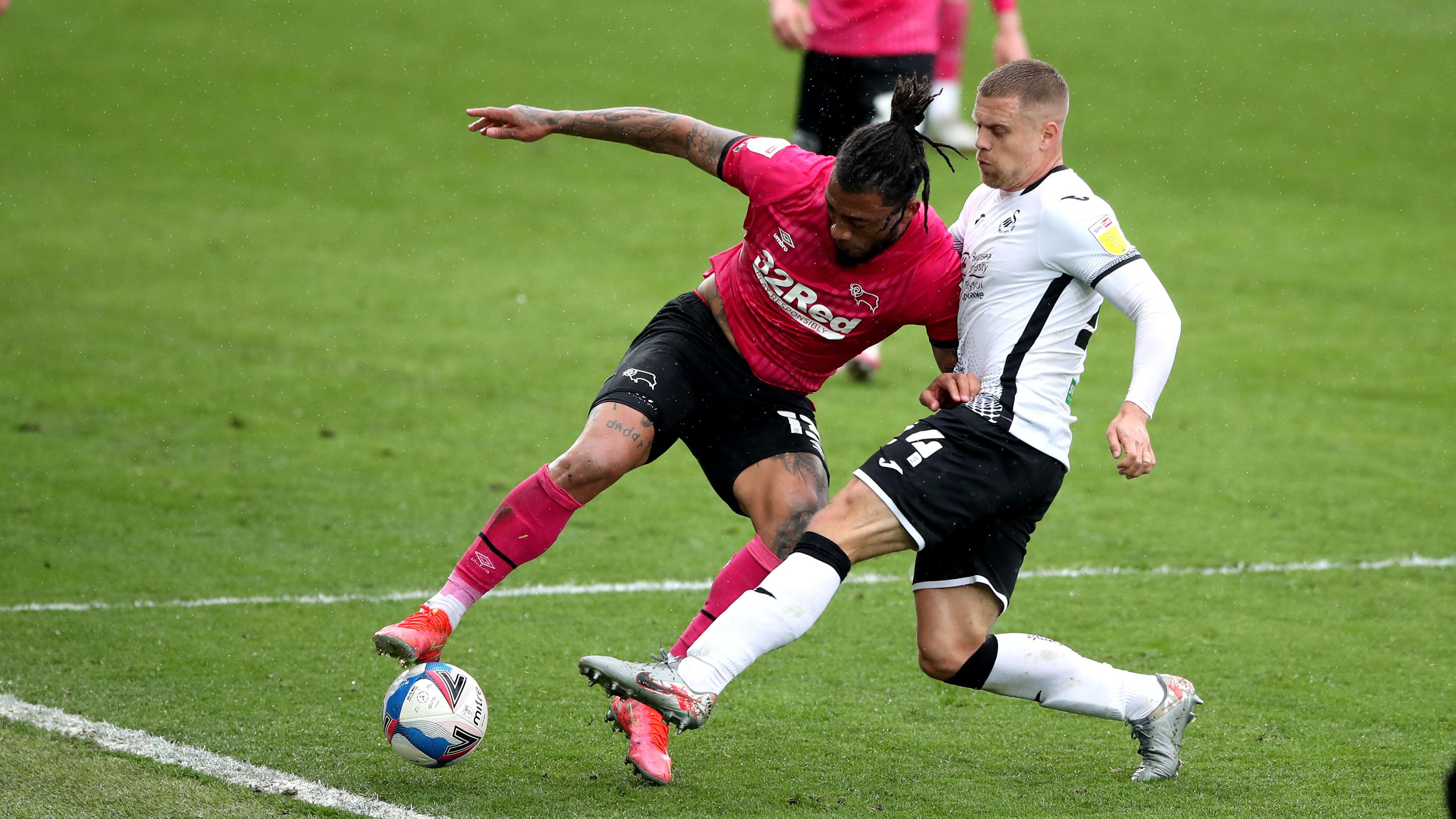 Swansea City v Derby