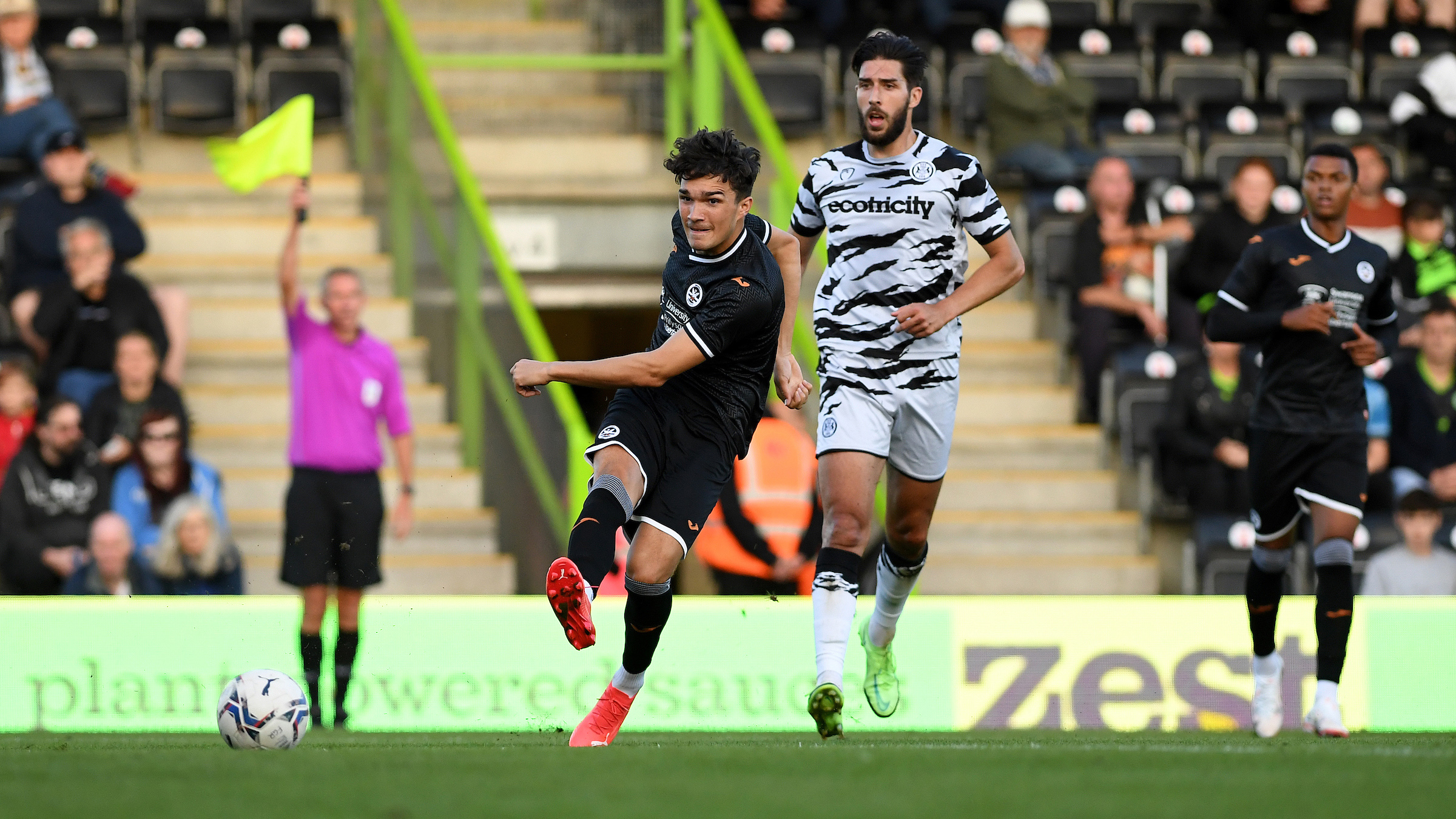 Forest Green Rovers v Swansea City