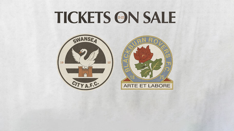 Blackburn away tickets hero
