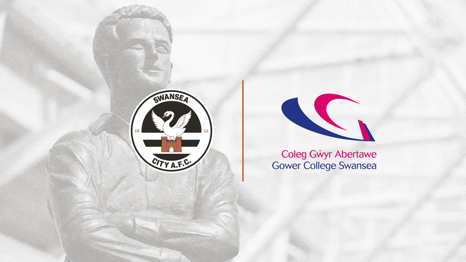 Swans v Gower College Swansea