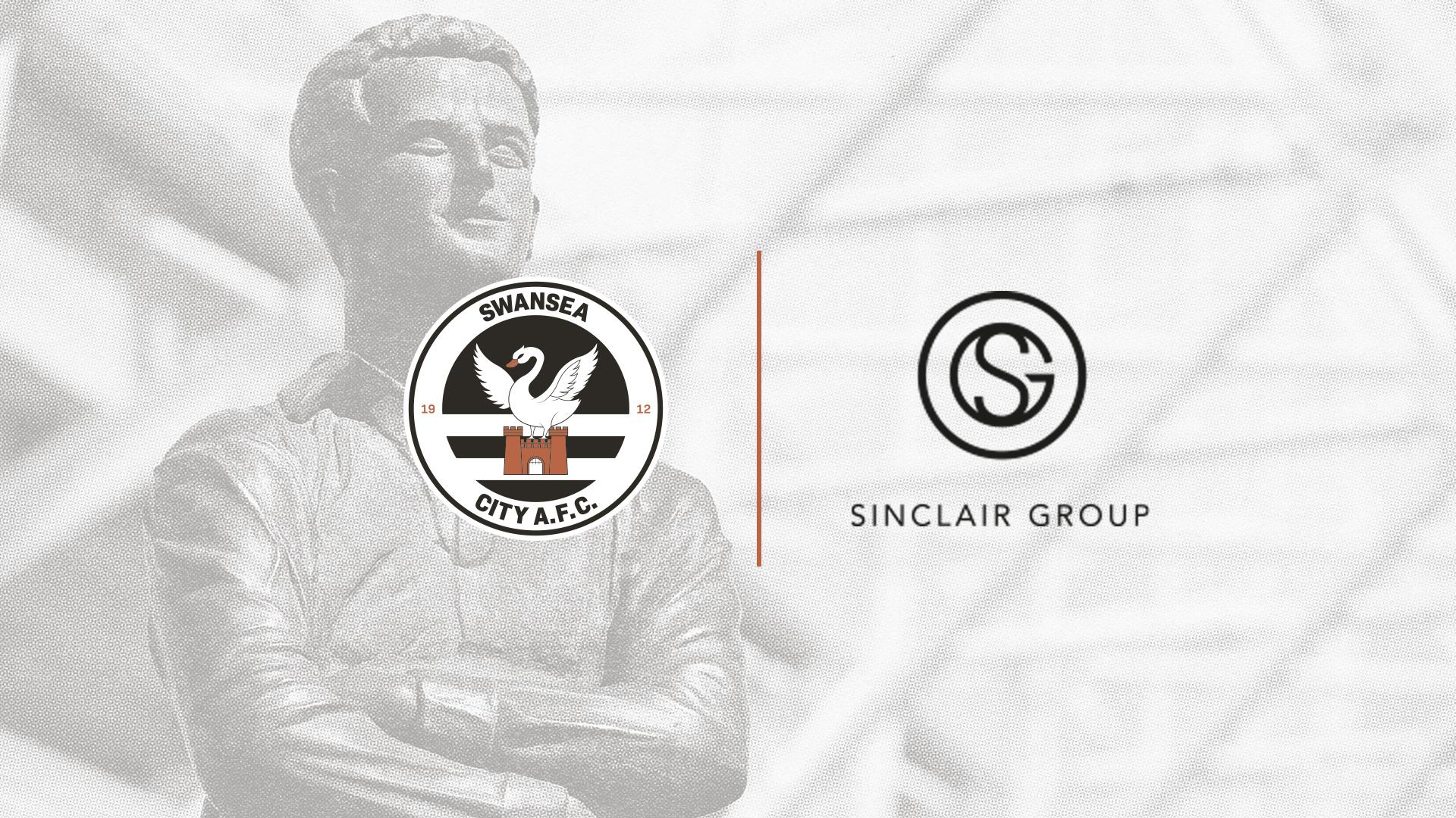 Swans x Sinclair Swansea