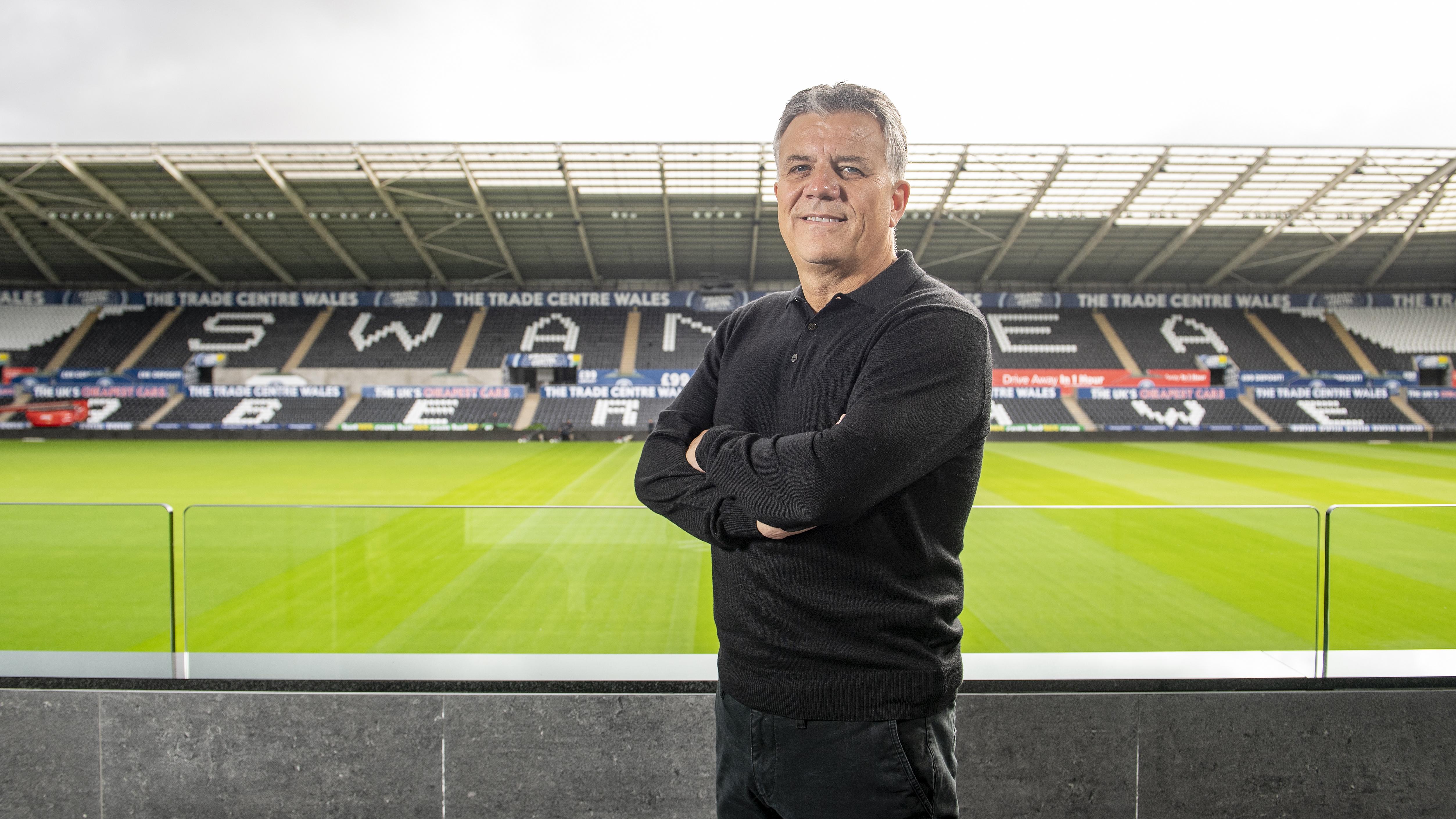 Mark Allen sporting director 1