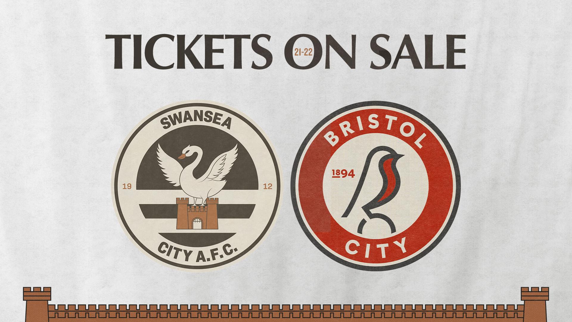Bristol City away tickets