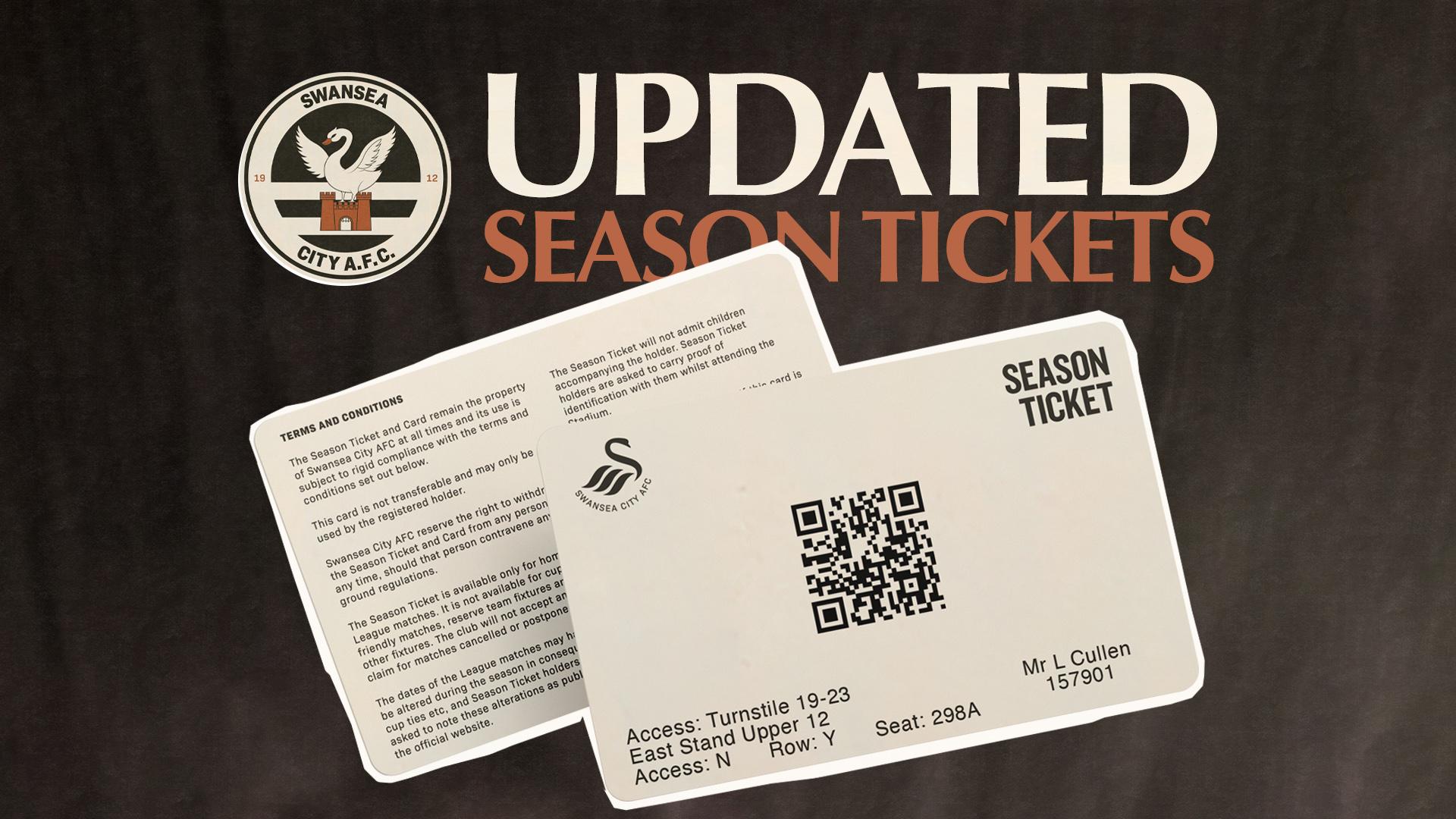 Season cards