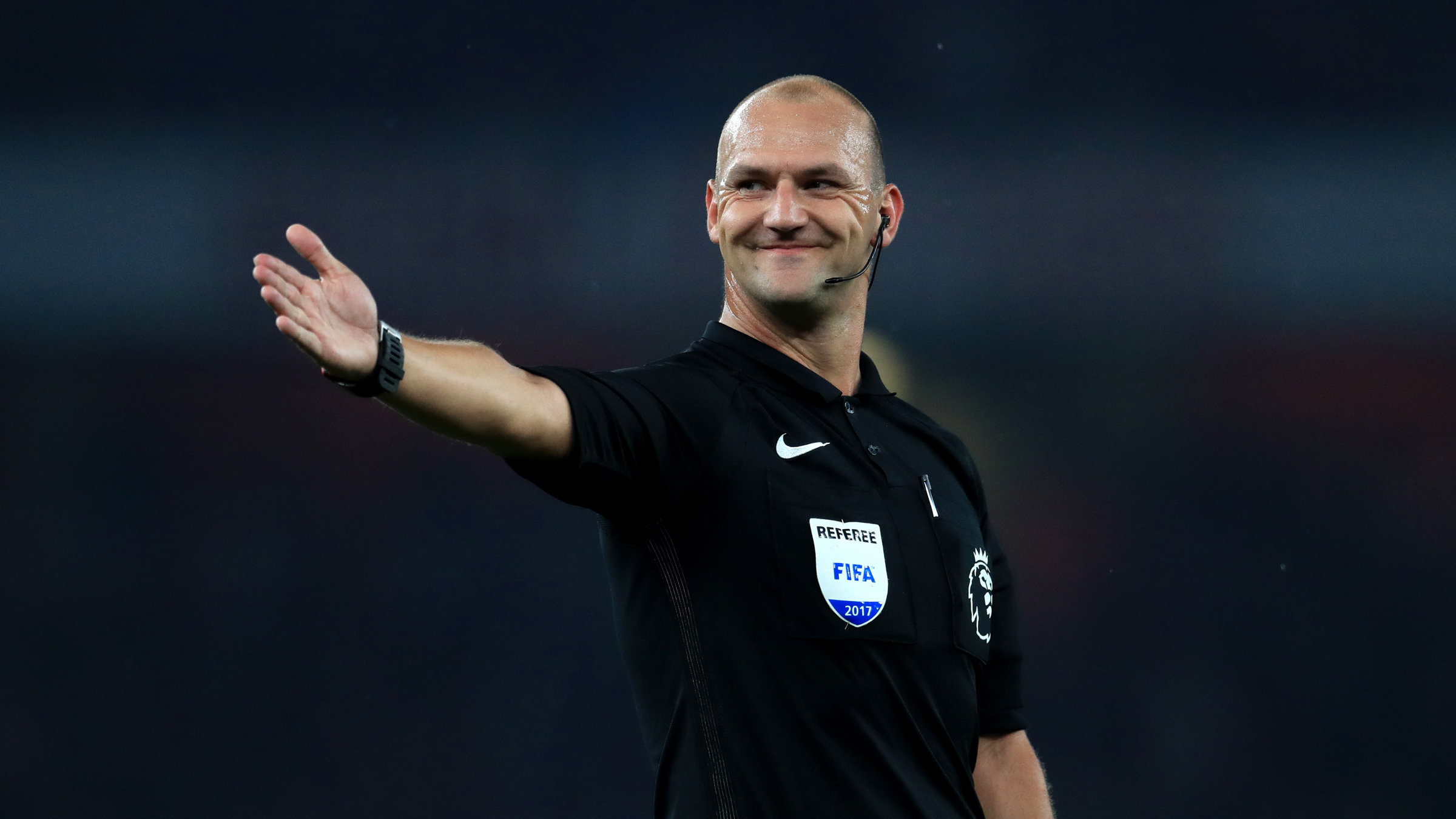 Man in the middle: Bobby Madley | Swansea