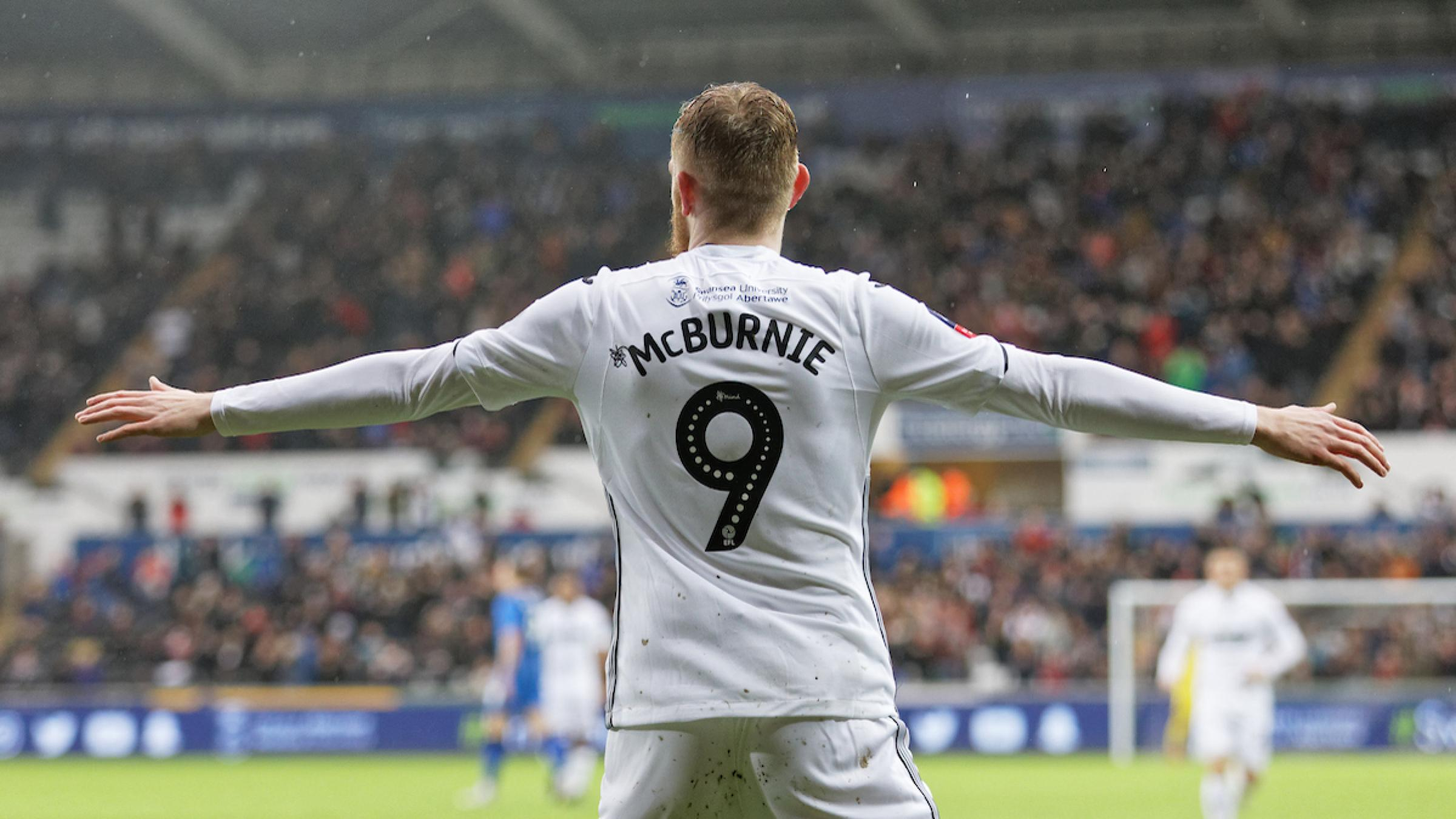 The Mind logo featured on the back of EFL shirts last season.