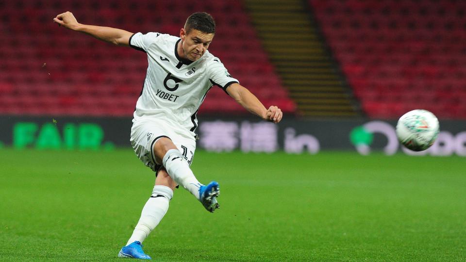 Team news | Swansea City v Brentford | Swansea