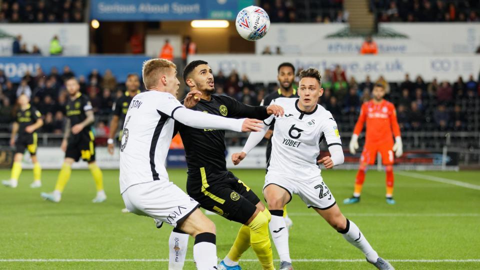 Extended Highlights | Swansea City v Brentford | Swansea