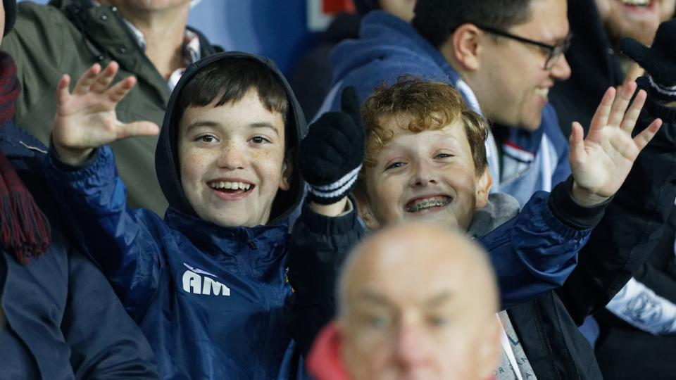 Fan Gallery | Swansea City v Brentford | Swansea
