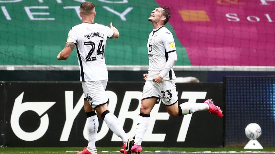 Highlights   Brentford v Swansea City   Swansea