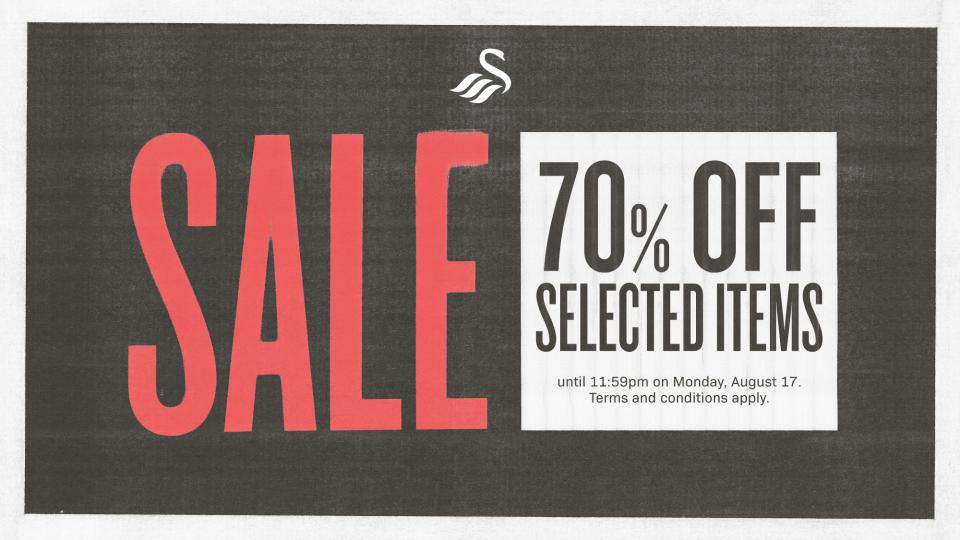 Club Shop | Get 70% off in our online end-of-season sale